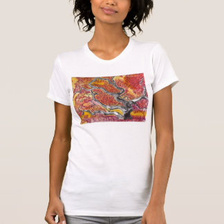 Japanese Maple Tree Drawing T-Shirt