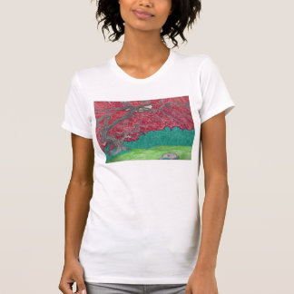 Japanese Maple Woman's T-shirt