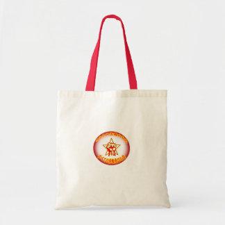 Japanese Marxist Freedom Logo Shopping Bag