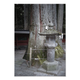 Japanese Monastery Art Photo