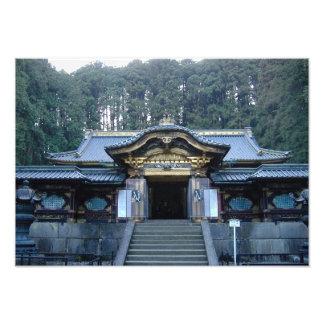 Japanese Monastery Photo Print