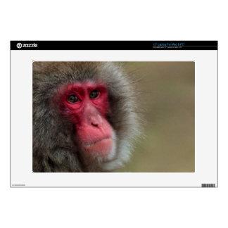 """Japanese Monkey 15"""" Laptop For Mac & PC Skin 15"""" Laptop Skin"""