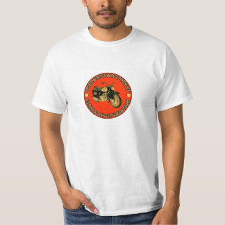 Japanese Motorcycle's Born of the Rising Sun T Shirt