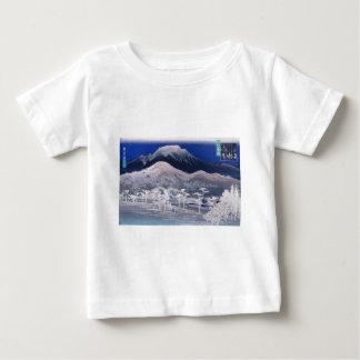 Japanese Mountains circa 1800's T-shirt