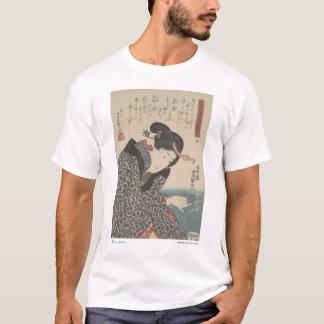 Japanese moxibustion - t-shirt