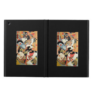 japanese Music Player iPad Air Cover