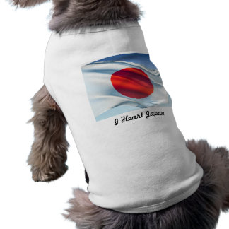 Japanese National Flag Shirt