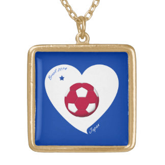 Japanese National Soccer Japan Team 2014 Nippon Jewelry