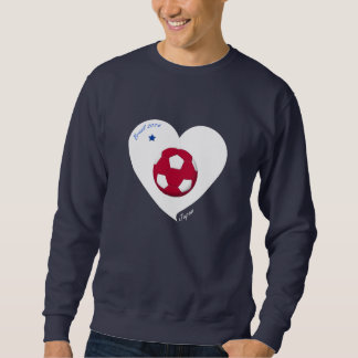 Japanese National Soccer Japan Team 2014 Nippon Sweatshirt