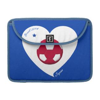 Japanese National Soccer Team Japan 2014 Nippon Fundas Macbook Pro