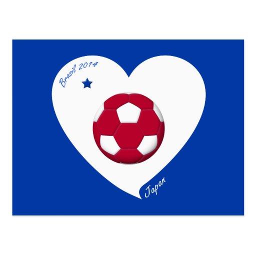 Japanese National Soccer Team Japan 2014 Nippon Postales
