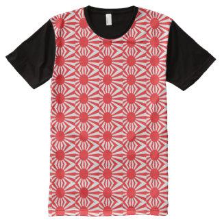 Japanese Navy Flag All-Over-Print Shirt