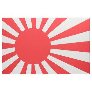Japanese Navy Flag Fabric