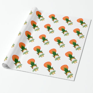 Japanese New Year Wrapping Paper