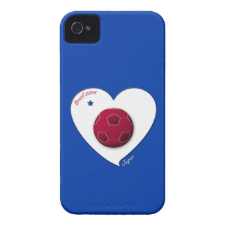 Japanese Nippon National Soccer Team Japan 2014 iPhone 4 Case
