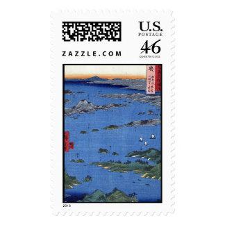 Japanese Ocean Stamp