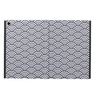 Japanese Ocean Wave pattern iPad Air Case