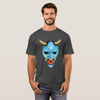 Japanese Oni Mask T-Shirt