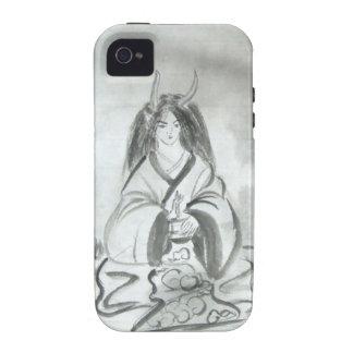 Japanese Oni Mountain Spirit Art Case-Mate iPhone 4 Cover