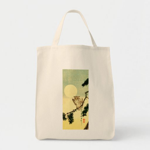 Japanese Owl no.1 Bag