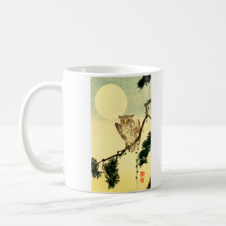 Japanese Owl no.1 Coffee Mug