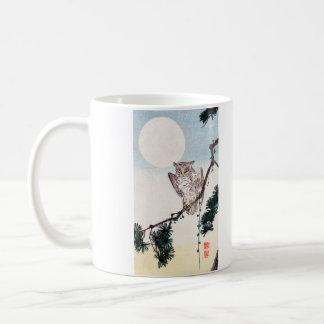 Japanese Owl no.2 Coffee Mug