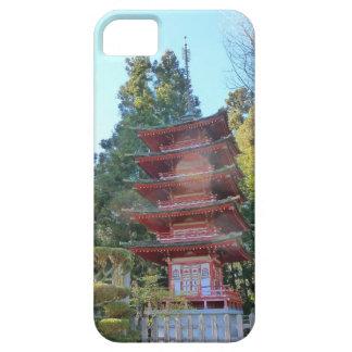 Japanese Pagoda iPhone SE/5/5s Case