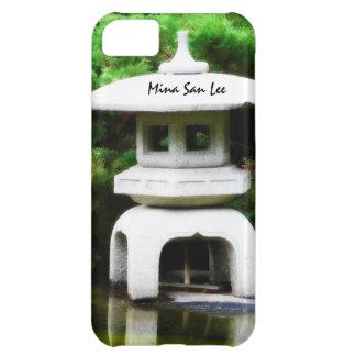 Japanese Pagoda Lantern Garden Ornament iPhone 5C Case