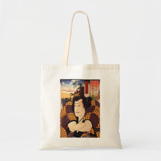 Japanese Painting c. 1800's Tote Bag