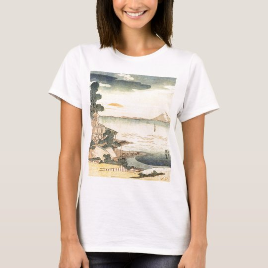 Japanese Painting c. 1800's T-Shirt