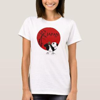 Japanese Panda Earthquake Relief T-Shirt