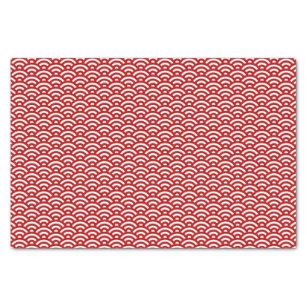 Japanese pattern tissue paper