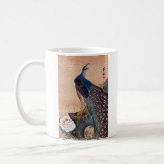 Japanese Peacock no.1 Coffee Mug