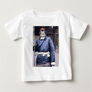 Japanese Peasant Herder Vintage Baby T-Shirt