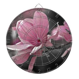 Japanese Pink Saucer Magnolia Dart Boards