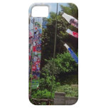 Japanese prayer flags iPhone 5 cases