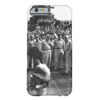 Japanese prisoners of war are bathed_War Image Barely There iPhone 6 Case