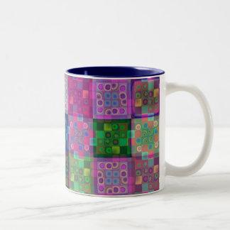 Japanese Quilt Mug