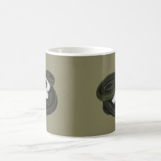 Japanese Rat Snake, beautifull and caring mother! Coffee Mug