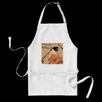 Japanese Red Beans aprons