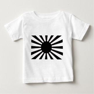Japanese Rising Sun Flag Baby T-Shirt