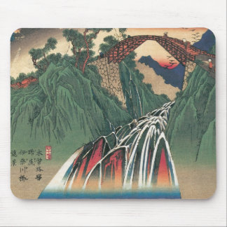 JAPANESE RIVER MOUSEPAD