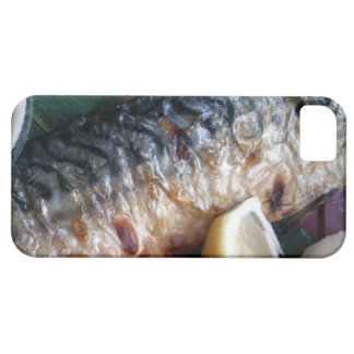 Japanese Roasted Fish iPhone 5 Cases