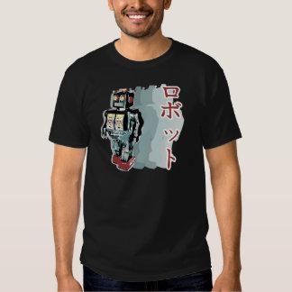 Japanese Robot 2 Shirts