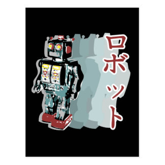 Japanese Robot Post Cards
