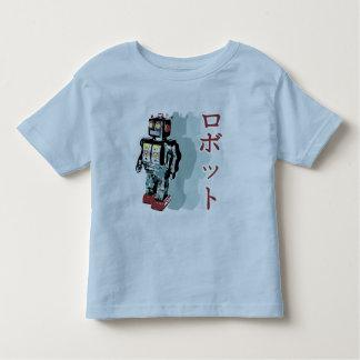 Japanese Robot Toddler T-shirt