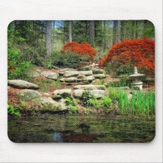 Japanese Rock Garden Mousepad