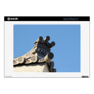 Japanese Rooftop Skin For Acer Chromebook
