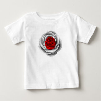 Japanese Rose Flag Baby T-Shirt