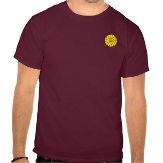 Japanese Royal Symbol Shirt shirt
